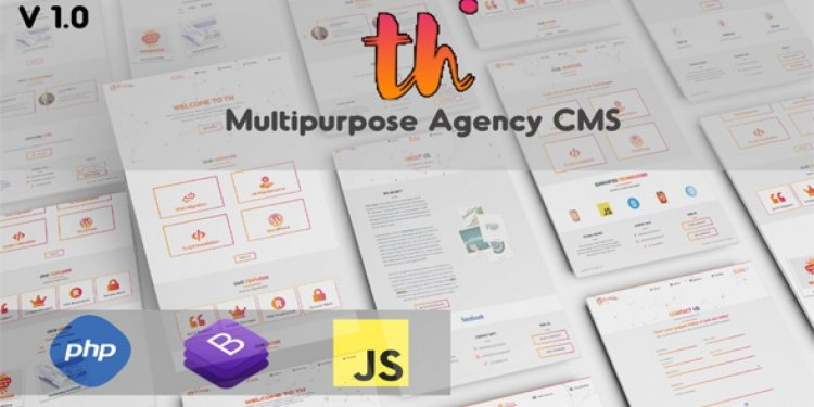 TH-Corporate Multipurpose Agency CMS 22 July 2020