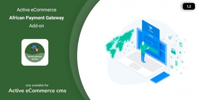 Active eCommerce African Payment Gateway Add-on v1.2