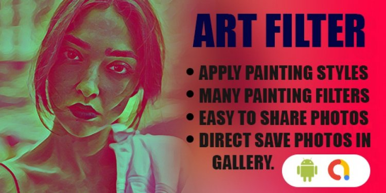 Art Filters 15 July 2020 - Art Photo Editor Android App
