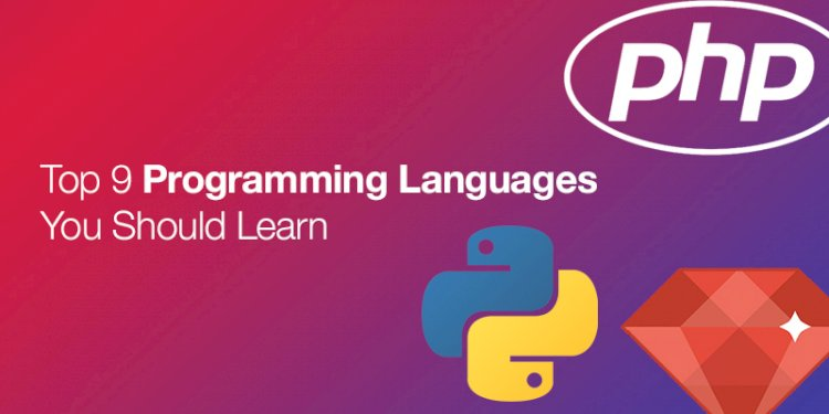 Programming Languages You Should Learn